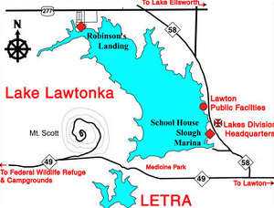 Lake Lawtonka